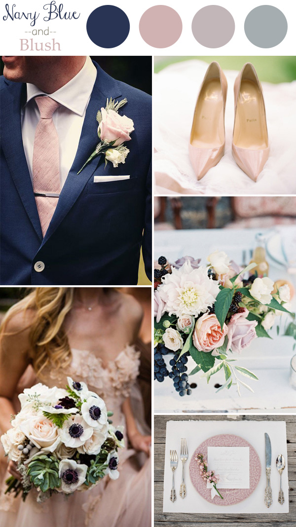 Eight Spring Wedding Colour Ideas